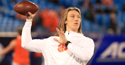 Trevor Lawrence Scouting Report image 2