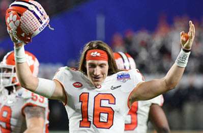 Trevor Lawrence Scouting Report image 3